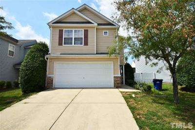 Raleigh Single Family Home For Sale: 8113 Caliber Woods Drive
