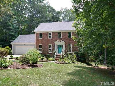 Raleigh Single Family Home For Sale: 11624 W Appaloosa Run