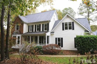 Cary Single Family Home For Sale: 120 Draymore Way