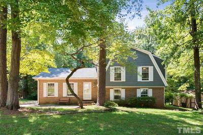 Wake County Single Family Home For Sale: 4321 Craddock Road