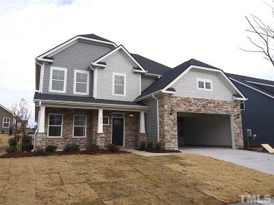 Wake Forest Single Family Home Pending: 820 Stanly House Street