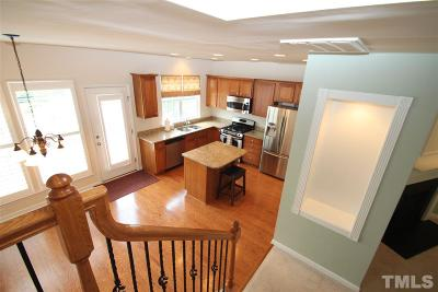 Cary Townhouse Contingent: 8634 Macedonia Lake Drive