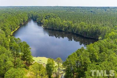 Wake County Residential Lots & Land For Sale: New Light Road