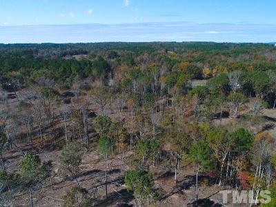 Lee County Residential Lots & Land For Sale: Lot 14 Forest Oaks Drive