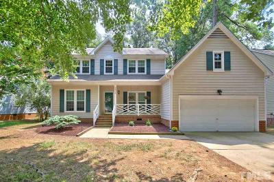 Wake County Single Family Home For Sale: 3216 Hiking Trail