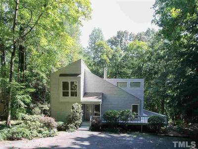 Chatham County Single Family Home For Sale: 8 Matchwood