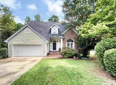 Cary Single Family Home For Sale: 204 Red Field Street