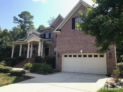 Durham County Single Family Home For Sale: 12 Sandhill Lane