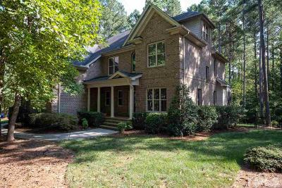 Durham Single Family Home Contingent: 3901 Avon Brook Lane