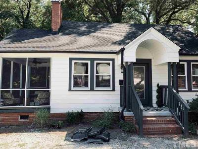 Durham Single Family Home For Sale: 415 W Carver Street