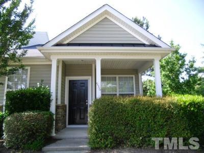Durham County Rental For Rent: 936 Cinnamon Drive