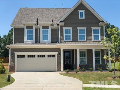 Apex Single Family Home For Sale: 208 Wildspring Court
