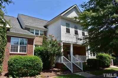 Raleigh, Cary Townhouse Contingent: 674 Democracy Street