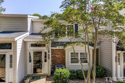 Raleigh, Cary Condo Contingent: 7759 Falcon Rest Circle #7759