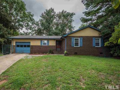 Wake County Single Family Home For Sale: 107 Ware Court