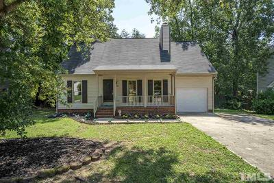 Knightdale Single Family Home Contingent: 103 Autumn Ridge Drive