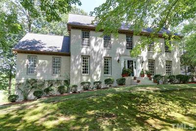 Raleigh Single Family Home For Sale: 7320 Haymarket Lane