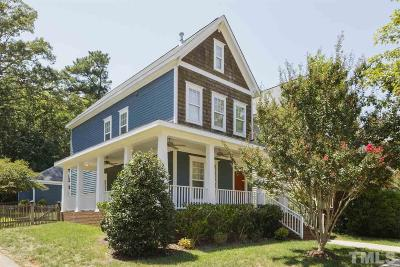 Pittsboro Single Family Home Pending: 527 Millbrook Drive