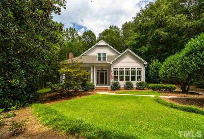 Holly Springs Single Family Home For Sale: 5313 Impatiens Court