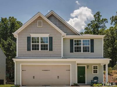 Fuquay Varina Single Family Home Contingent: 825 Leatherstone Lane