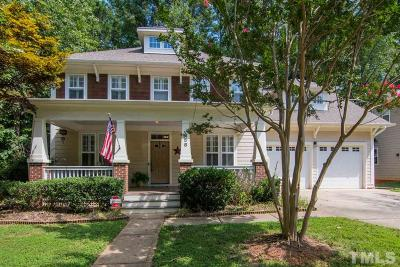 Chatham County Single Family Home For Sale: 458 Powell Place Lane