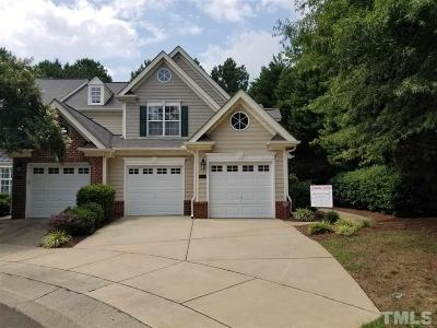 Wake County Townhouse For Sale: 9404 Oglebay Court