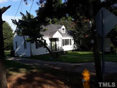 Raleigh Single Family Home For Sale: 308 N King Charles Road