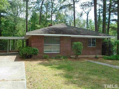 Durham County Rental For Rent: 1110 Washington Street