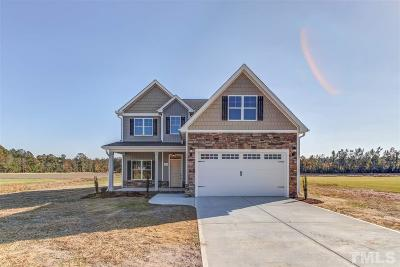 Kenly Single Family Home For Sale: 109 Blooms Way
