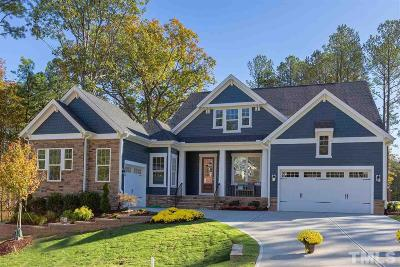 Raleigh Single Family Home For Sale: 1100 Barley Stone Way