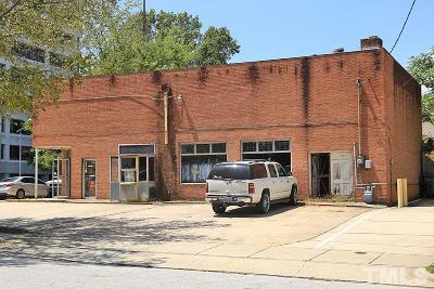 Raleigh Commercial For Sale: 331 New Bern Avenue