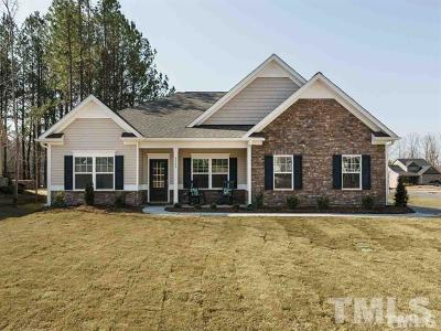 Clayton Single Family Home For Sale: 30 Highland Rhodes Drive