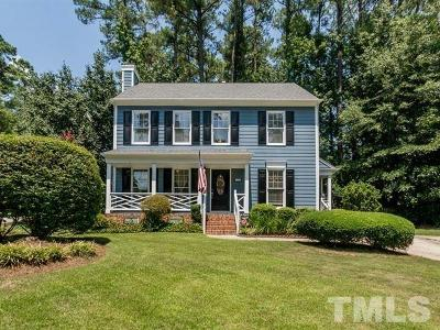Knightdale Single Family Home For Sale: 1024 Beddingfield Drive