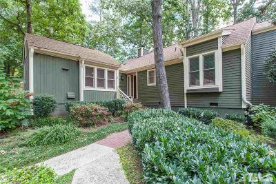 Raleigh Townhouse For Sale: 1711 Falls Church Road
