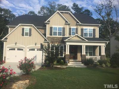 Apex Single Family Home For Sale: 4571 Brighton Ridge Drive
