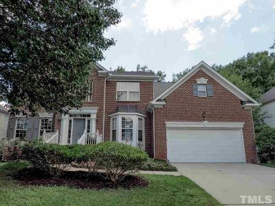 Cary Single Family Home For Sale: 110 Oxyard Way