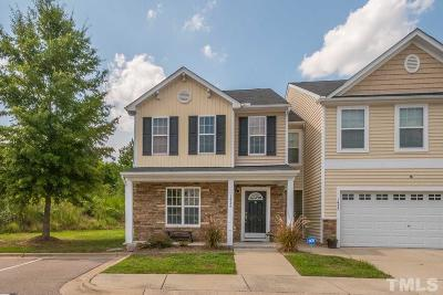 Raleigh, Cary Townhouse Contingent: 1925 Serenade Circle