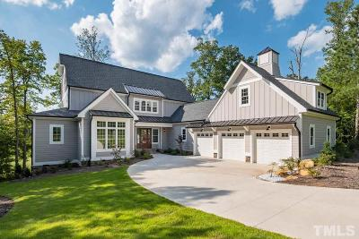 Chatham County Single Family Home For Sale: 752 Golfers View