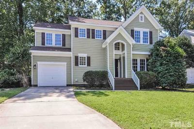 Cary Single Family Home Pending: 207 Mint Hill Drive