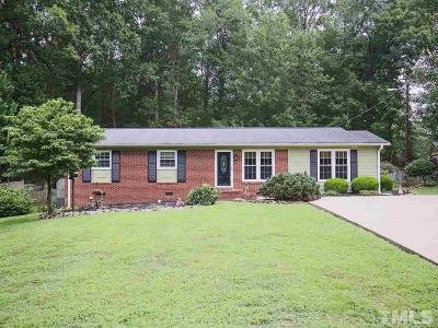 Durham Single Family Home For Sale: 1146 Kimball Drive