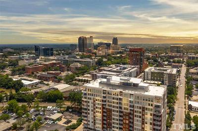 Raleigh, Cary Condo For Sale: 400 W North Street #1108