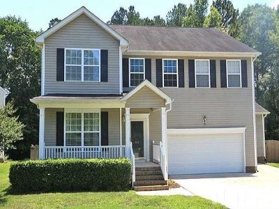 Creedmoor Single Family Home For Sale: 313 Whitehall Drive