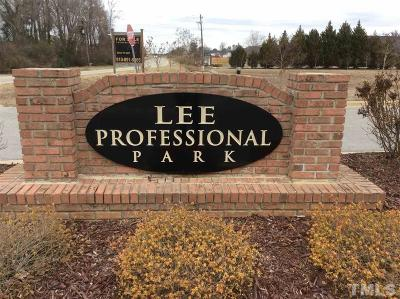 Harnett County Commercial Lots & Land For Sale: 4 Jess Lane