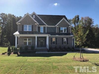 Raleigh Single Family Home For Sale: 4221 Banks Stone Drive