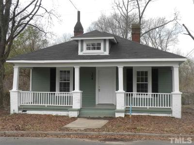 Durham County Rental For Rent: 104 Young Street