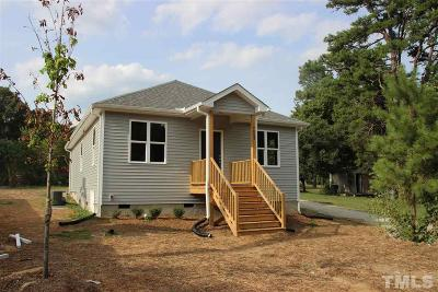 Durham County Rental For Rent: 2622 Cammie Street