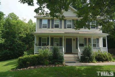 Johnston County Rental For Rent: 187 Nelson Court