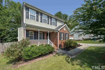 Durham Single Family Home Pending: 5008 Millstone Drive