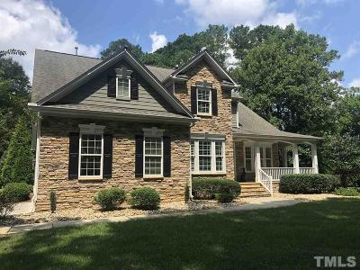 Raleigh Single Family Home For Sale: 7305 River Glen Court