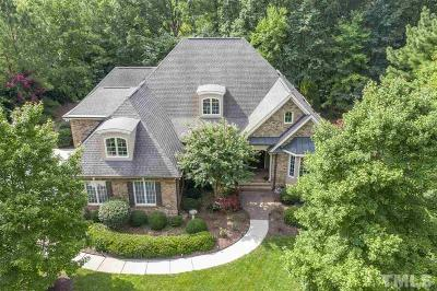 Fuquay Varina Single Family Home For Sale: 4909 Oakwealth Drive